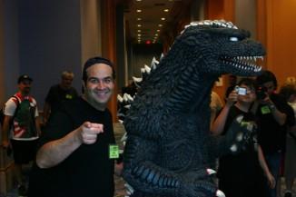 Dave Fuentes & Godzilla