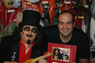 Svengoolie and Dave Fuentes