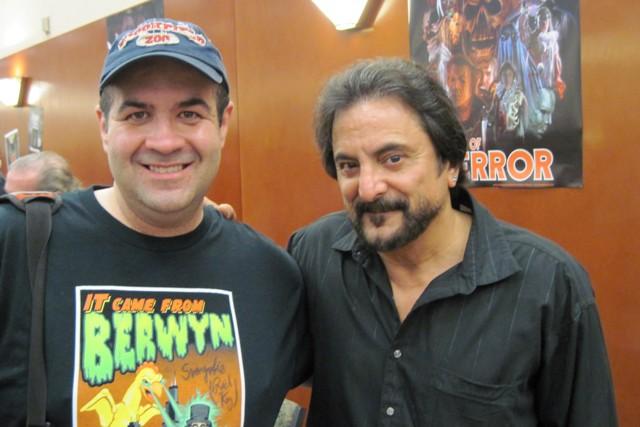 Tom Savini & Dave Fuentes