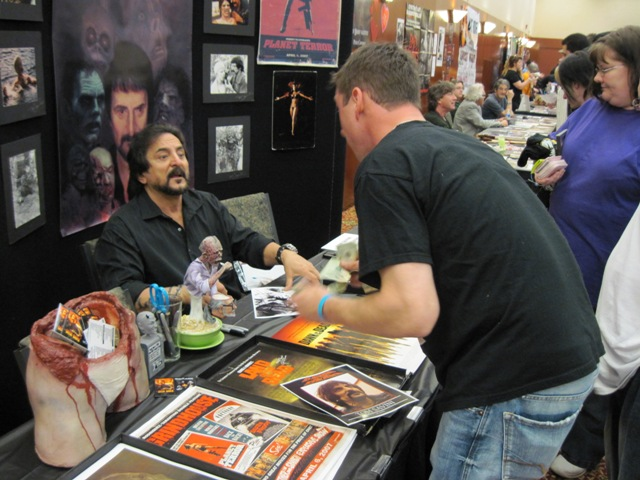 Jason Lucas meets Tom Savini
