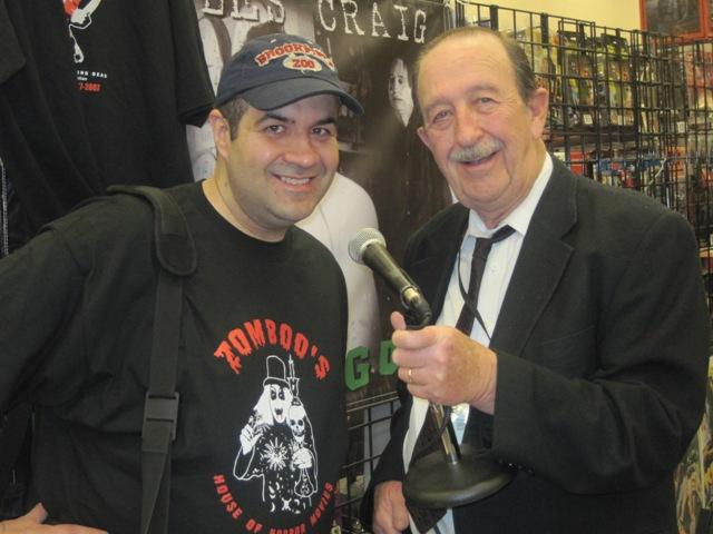 Dave Fuentes and Charles Craig
