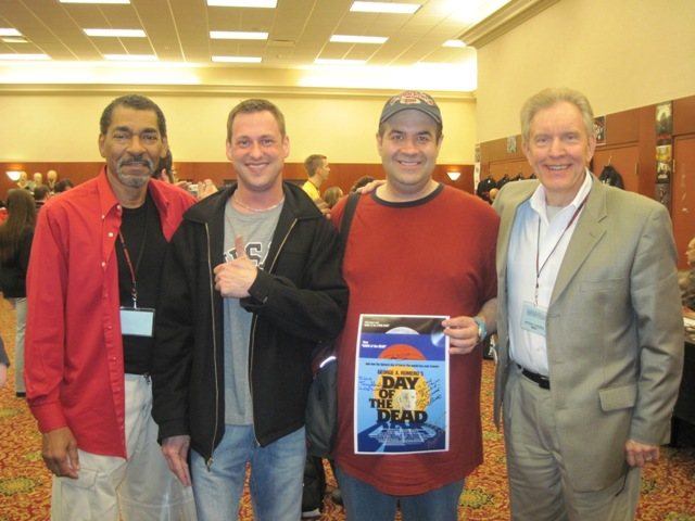 Dave Fuentes & Jason Lucas with Terry Alexander Michael Gornick
