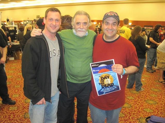 Dave Fuentes & Jason Lucas with Jarlath Conroy