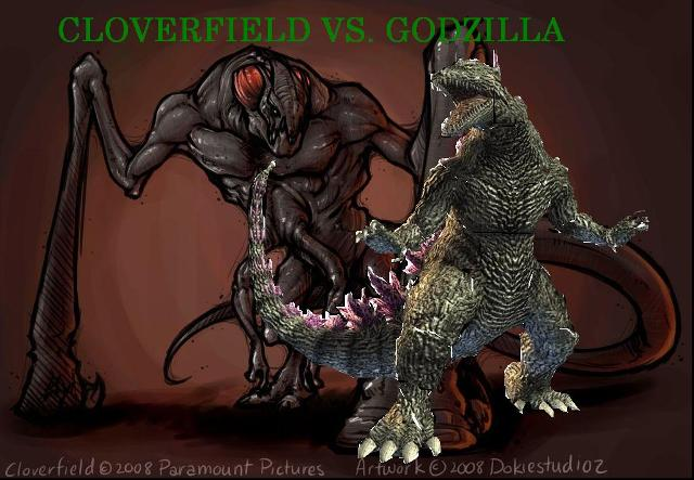 CLOVERFIELD Vs. GODZILLA: Why Monsters are the Best ...