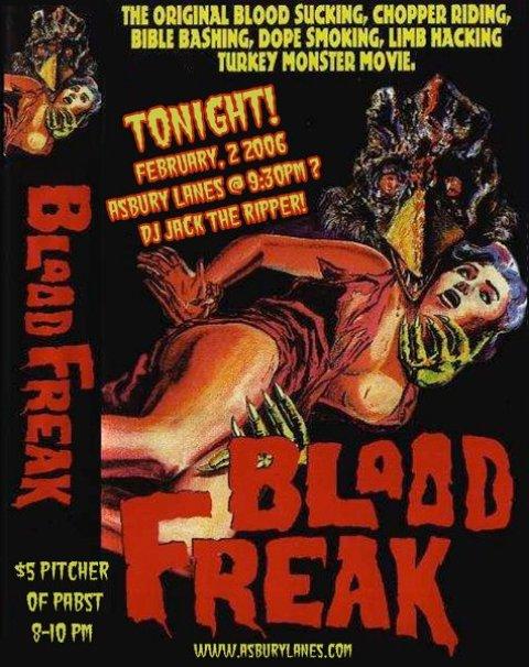 bloodfreak