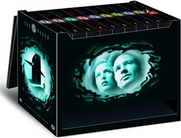 x-files-ultimate-collection