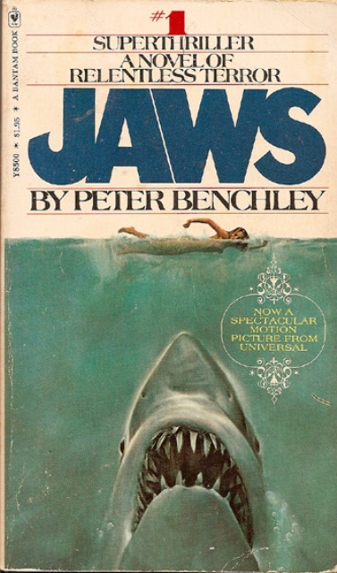 the positive and negative aspects of peter benchleys novel jaws Even peter benchley, whose 1973 novel jaws gave rise to the film of the  its  negative impacts on sharks, jaws has also spawned some very positive effects.