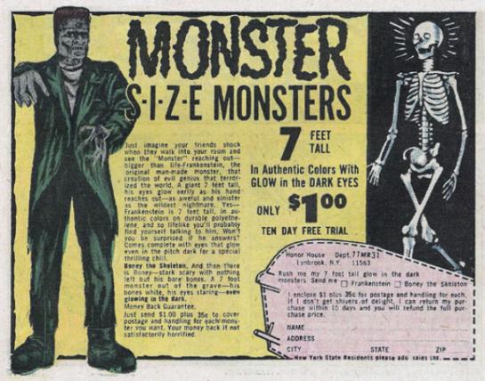 monsterad