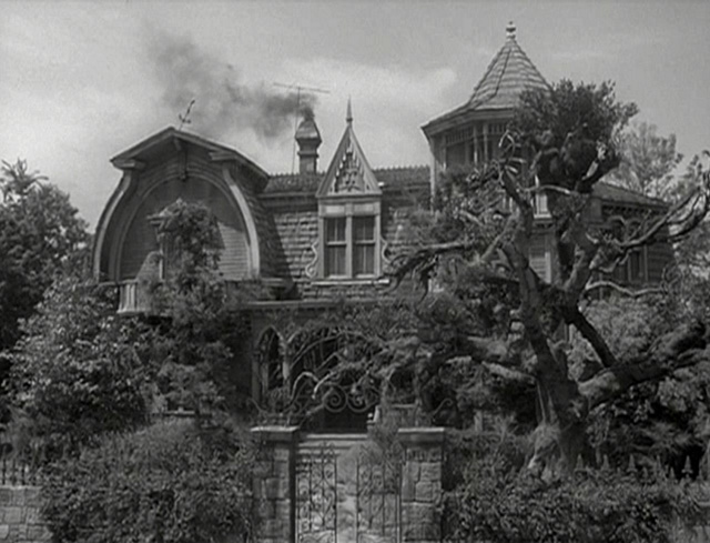 Munsters House Interior Joan's dream house!