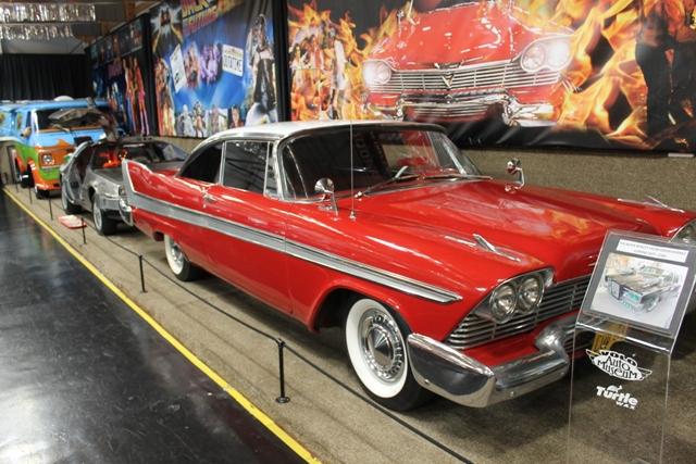Old Movie Killer Car
