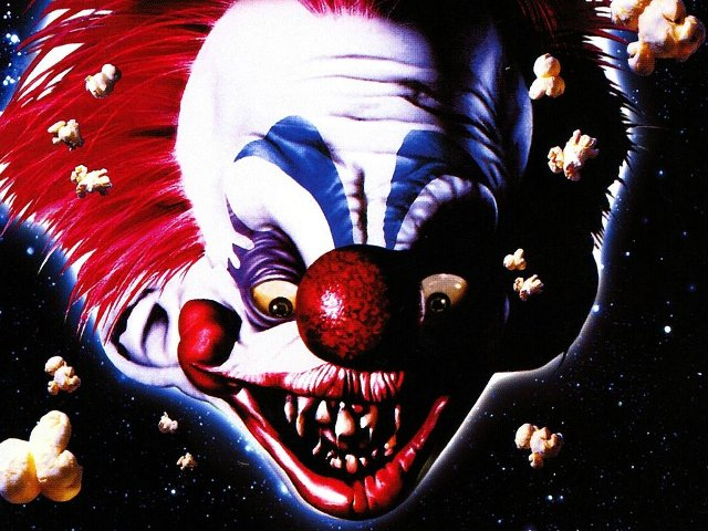 The killer clown show terror from beyond the daves for Space clowns