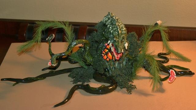 Godzilla Festival G Fest Xx Monster Models Terror From Beyond