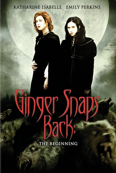 ginger snaps back