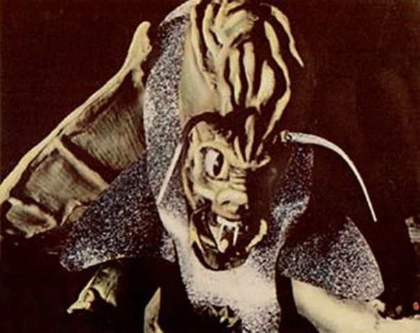 Cartel (1955) The Beast with a Million Eyes 4