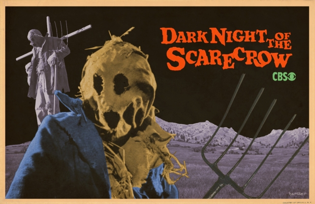dark night of the scarecrow hartter