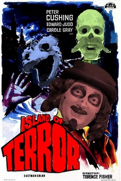 Island of Terror F