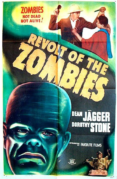 Revolt Of The Zombies - 1932 - Victor Halperin - 005