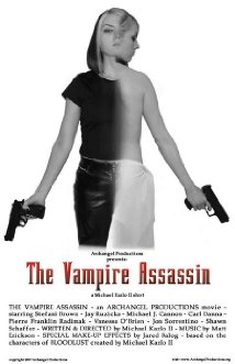 vamp assassin poster