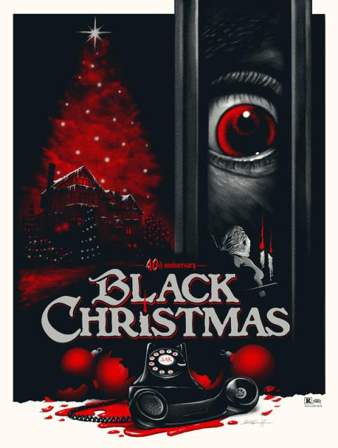 often cited as one of the first true slasher films black christmas puts a scary spin on time honored holiday traditions when threatening phone calls - Scary Christmas Movie