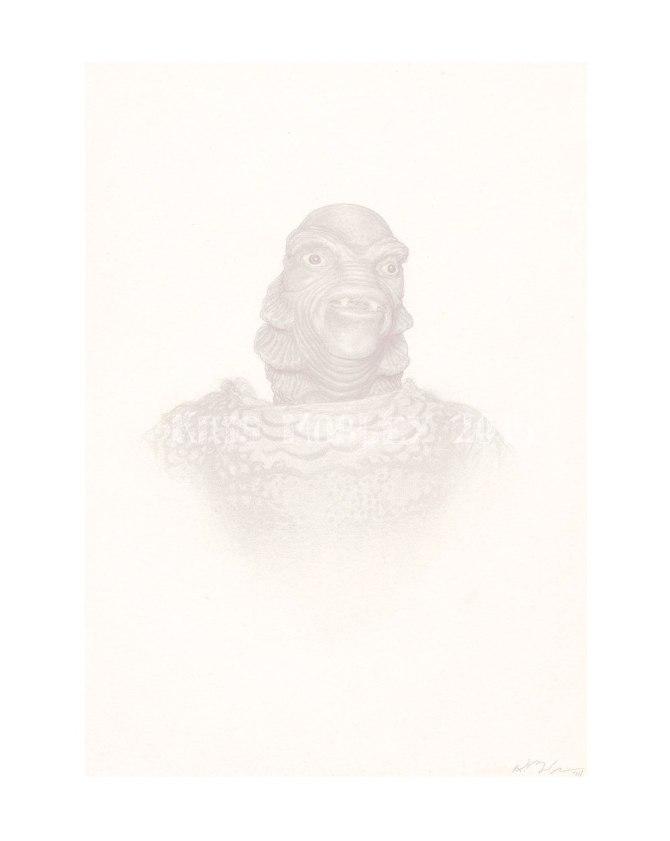 Creature Giclee Watermark
