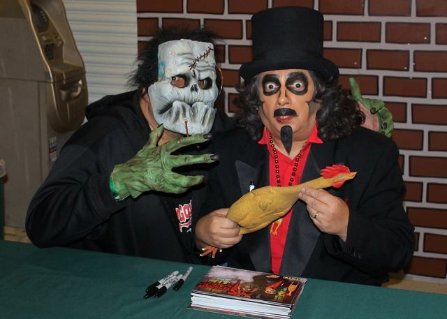Thanks Svengoolie or another fun Halloween season!