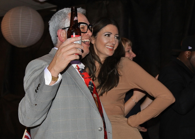 """Harry Carey"" loves KK!"