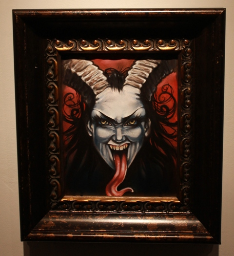 """Krampus"" by Amy Porter"