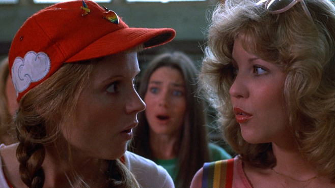 PJ Soles &b Nancy Allen (CARRIE)
