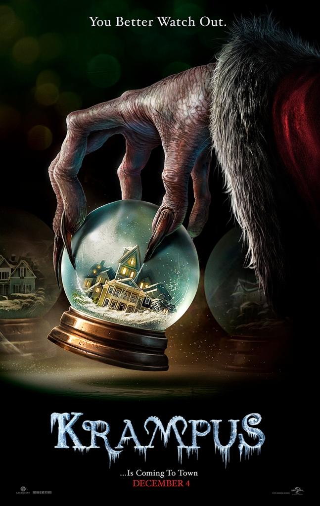 Krampus (2015) Poster