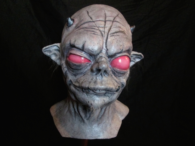 Corbin Latex Mask