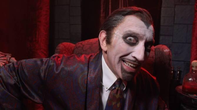 Michael Thurber as Baron Von Blah