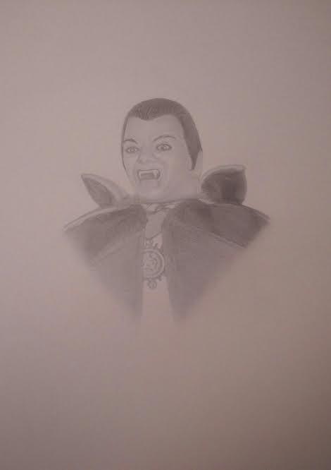 Dracula Drawing (Snapshot-In Progress)