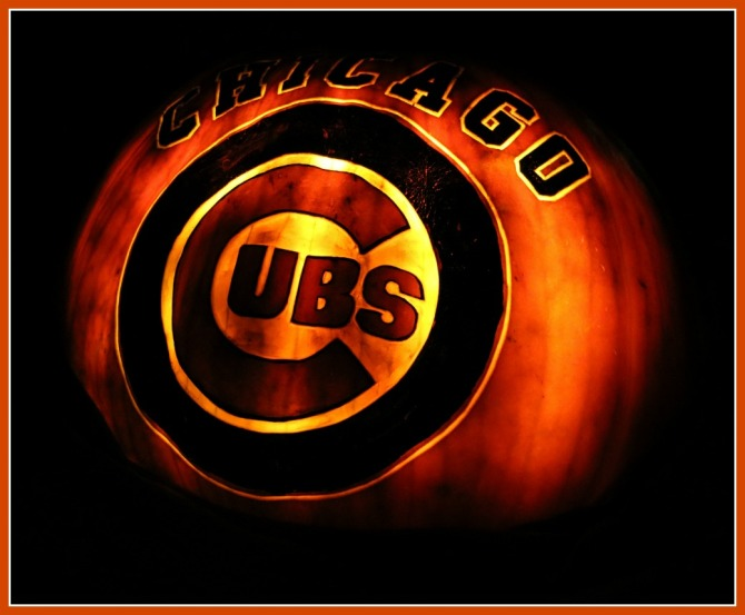 chicago-cubs-pumpkin
