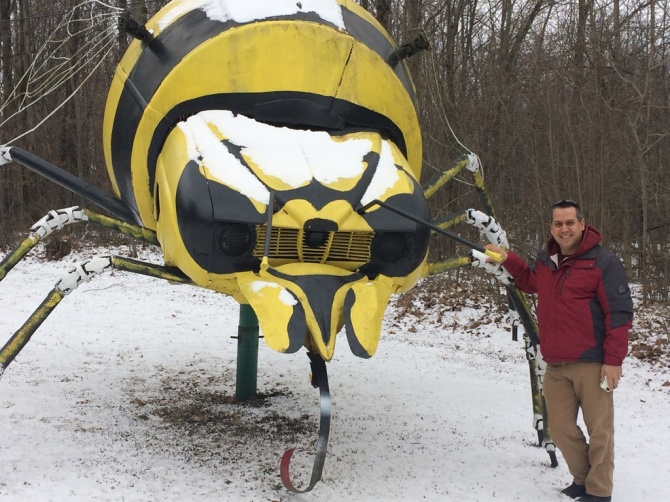 David Albaugh Bee Monster