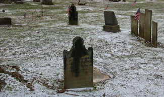 Erie Cemetery Witches Circle 3
