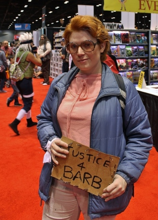 Barb Stranger Things Cosplay