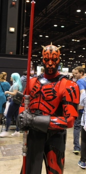 Darth Maul C2E2 2