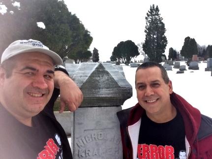 Dave Fuentes & David Albaugh Kramer Grave