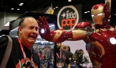 Dave Fuentes Iron Man