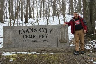 David Albaugh Evans City Cemetery