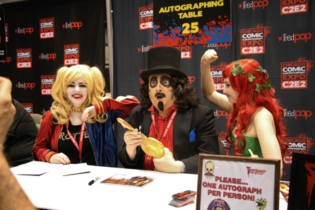DC with Svengoolie