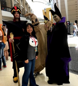Disney Villains C2E2