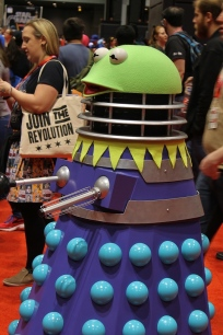 Kermit the Dalek C2E2