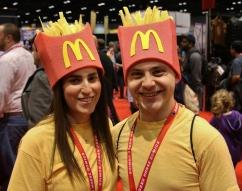McDonalds C2E2