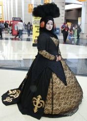 Queen Amidala C2E2