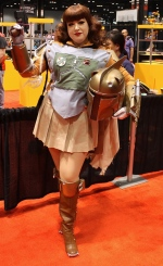 Rocketeer Girl C2E2