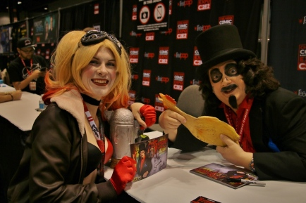 Svengoolie and Harley