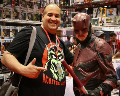 The Daredevil & Dave Fuentes