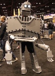 The Iron Giant C2E2