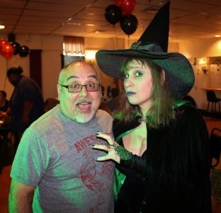 Todd Makalinaw & Penny Dreadful